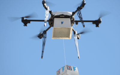 7-Eleven Delivers by Drone Within Line of Sight