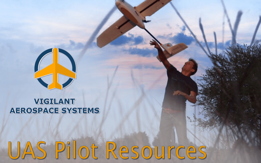 Study Resources for Part 107 UAS Pilots