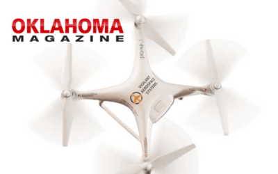 Vigilant Aerospace CEO Talks About the Future of Autonomous Systems with Oklahoma Magazine