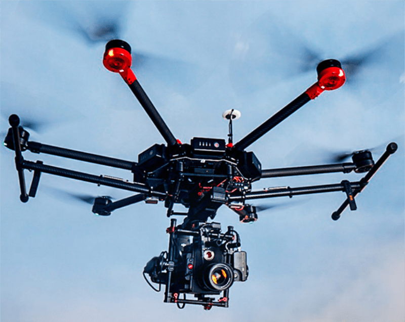 Digital Circuit Reviews the New DJI Proposal on Traffic Management and References FlightHorizon