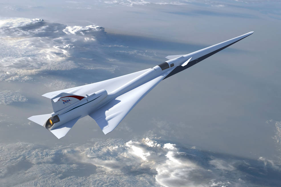 FlightHorizon Selected by NASA Commercial Supersonic Technology Program 2018-2019 for Airspace Situational Awareness, Flight Logging