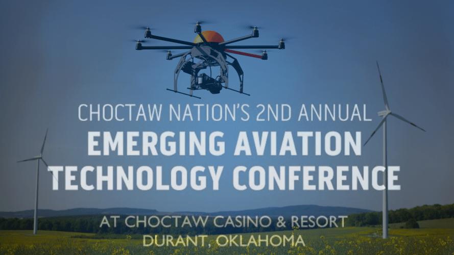Vigilant Aerospace Joins UAS Professionals at Upcoming Emerging Aviation Technology Conference