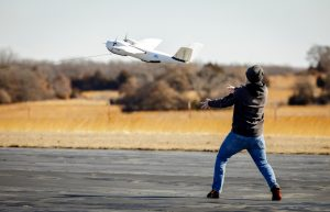 Take off. FlightHorizon radar integration flight test at Oklahoma State University