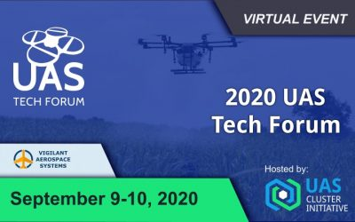 Vigilant Aerospace Joins the 2020 UAS Tech Forum to Educate on Remote ID, UTM and Careers in Unmanned Aircraft Systems