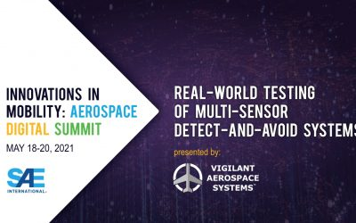 Vigilant Aerospace Joining Aerospace Mobility Professionals at Upcoming 2021 Innovations in Mobility Aerospace Digital Summit