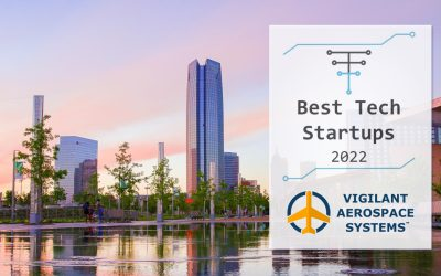 Vigilant Aerospace Recognized as One of The Tech Tribune's 2022 Best Tech Startups in Oklahoma City